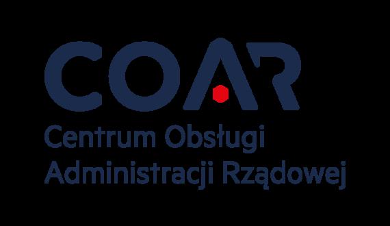 Logo Centrum Obsługi Administracji Rządowej
