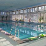 Ośrodek Łańsk - basen