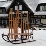 Ośrodek Łańsk - Aktywności zimą - sanki