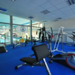 Ośrodek Łańsk - Sala fitness