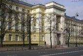 Kancelaria Prezesa Rady Ministrów budynek